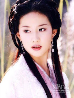 charming crystal liu yifei photo 04
