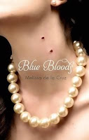 UK cover of Blue Bloods by Melissa de la Cruz
