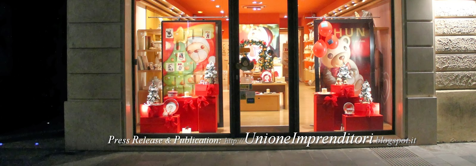 Unione imprenditori thun f w collection 2013 2014 for Thun san valentino 2017
