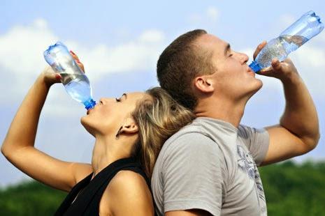 Manfaat minum air putih bagi kesehatan