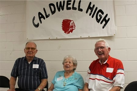 70 Year Class, 1944 in 2014 Reunion