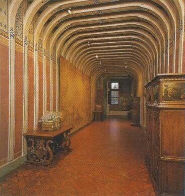 la chambre de louise de lorraine belle fille de catherine de mdicis qui a rgnes de 1575 1589 aprs son mariage avec henri iii - Chateau De Chenonceau Mariage