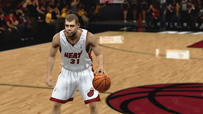 NBA 2K13 Shane Battier Face Mods HD