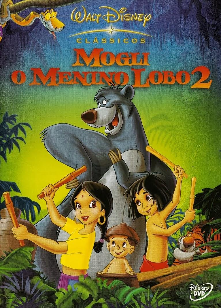Mogli: o Menino-Lobo 2 – Dublado
