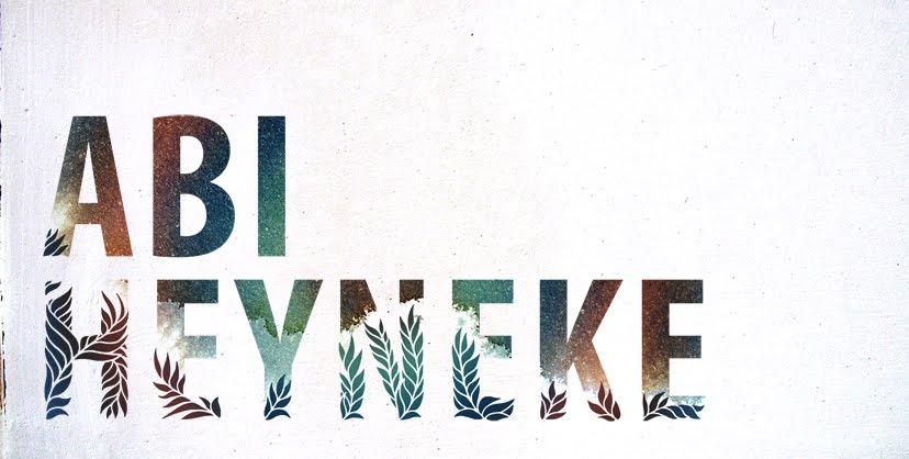 Abi Heyneke's Blog