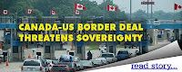 US-canada perimeter security & the consolidation of north america