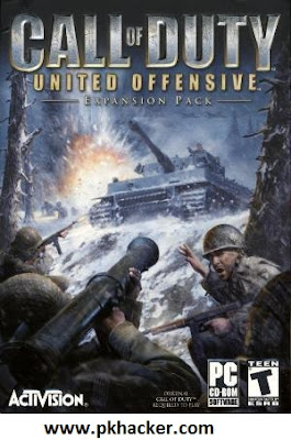 Call Of Duty: United Offensive PC Game Free Download
