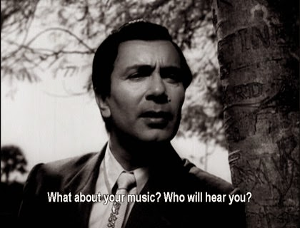 What about your music? Who will hear you?