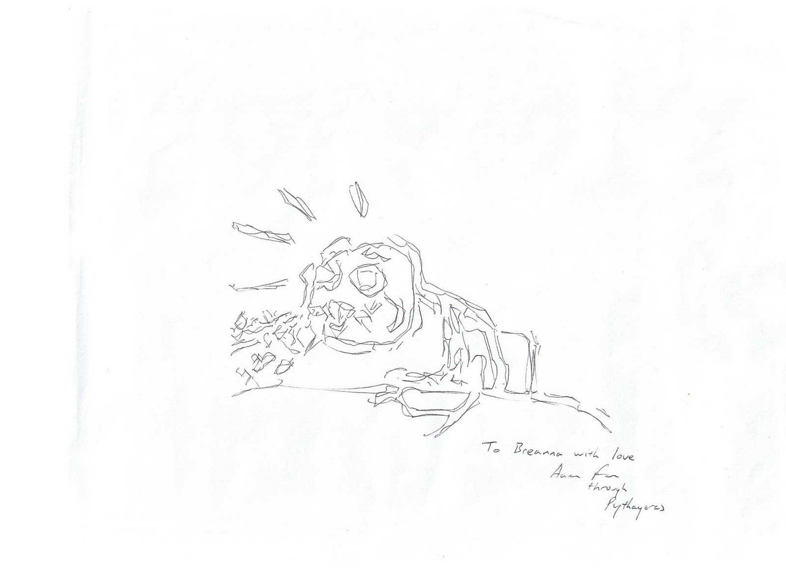 aaronbot3000  pythagoras v1 drawings