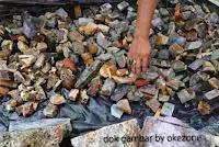 Batu Akik Asal Kapuas Hulu, Ampuh Meningkatkan Stamina Pria