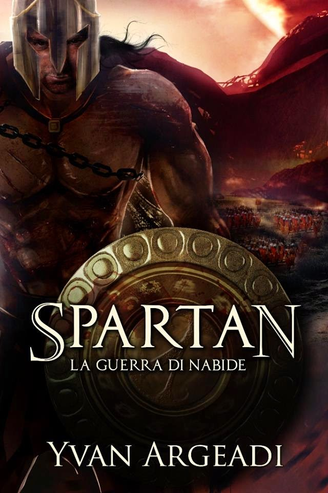 http://www.amazon.it/Spartan-guerra-di-Nabide-1-ebook/dp/B00N0U628G/ref=sr_1_1?ie=UTF8&qid=1414856043&sr=8-1&keywords=spartan+la+guerra+di+nabide