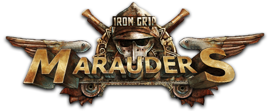 Iron Grip: Marauders Logo