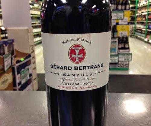 Gerard Bertrand 2009 Banyuls