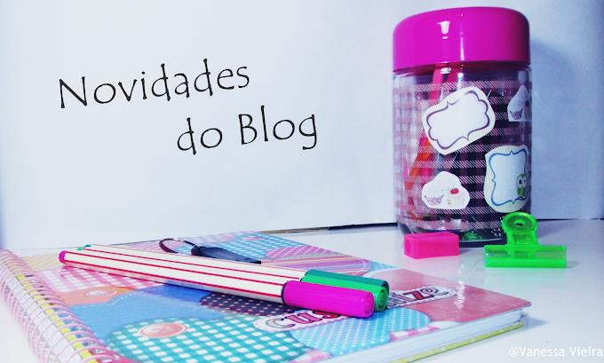 Novidades do Blog Pensamentos...