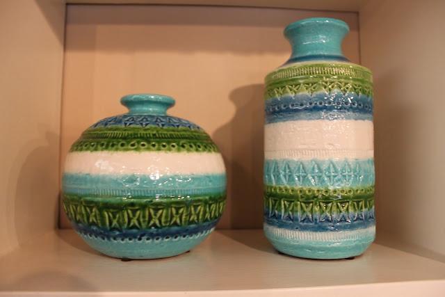 Rosenthal Netter Bitossi Italian vases