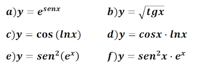 Regla de la cadena derivadas