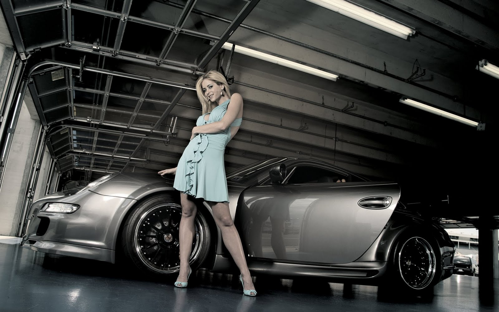 Model Cars Of The World Fresh Girl With Car