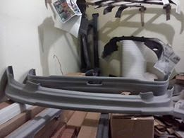 Body Kit Suzuki Ertiga Sporty-ABS Plastik