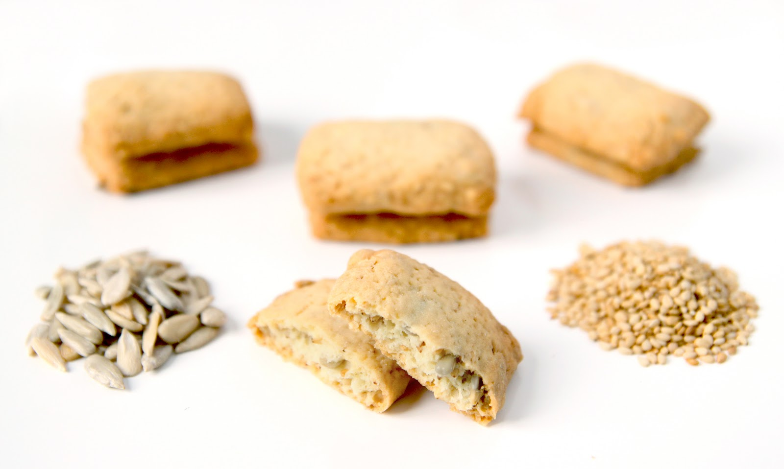 La cuisine de bernard biscuits aux graines for Aux beaux rivages la cuisine