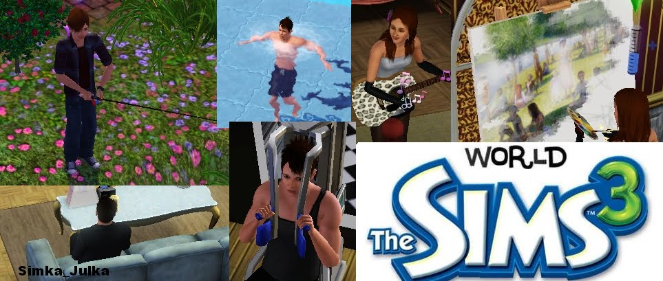 S jak The Sims 3