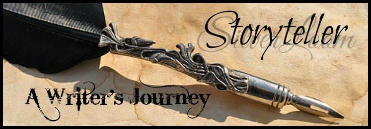 Storyteller: A Writer's Journey