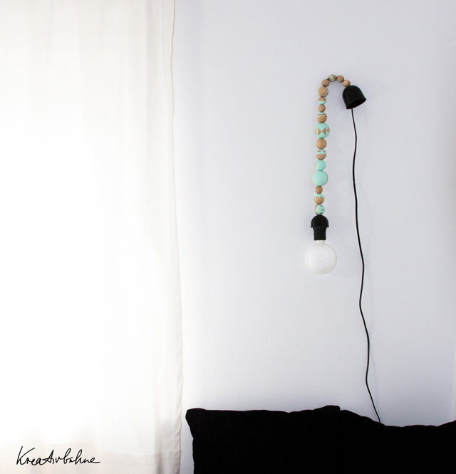 diy lampe gewinnspiel mit crealoo diy blog von anastasia. Black Bedroom Furniture Sets. Home Design Ideas