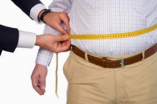masalah kolesterol dan berat badan naik