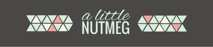 a little nutmeg