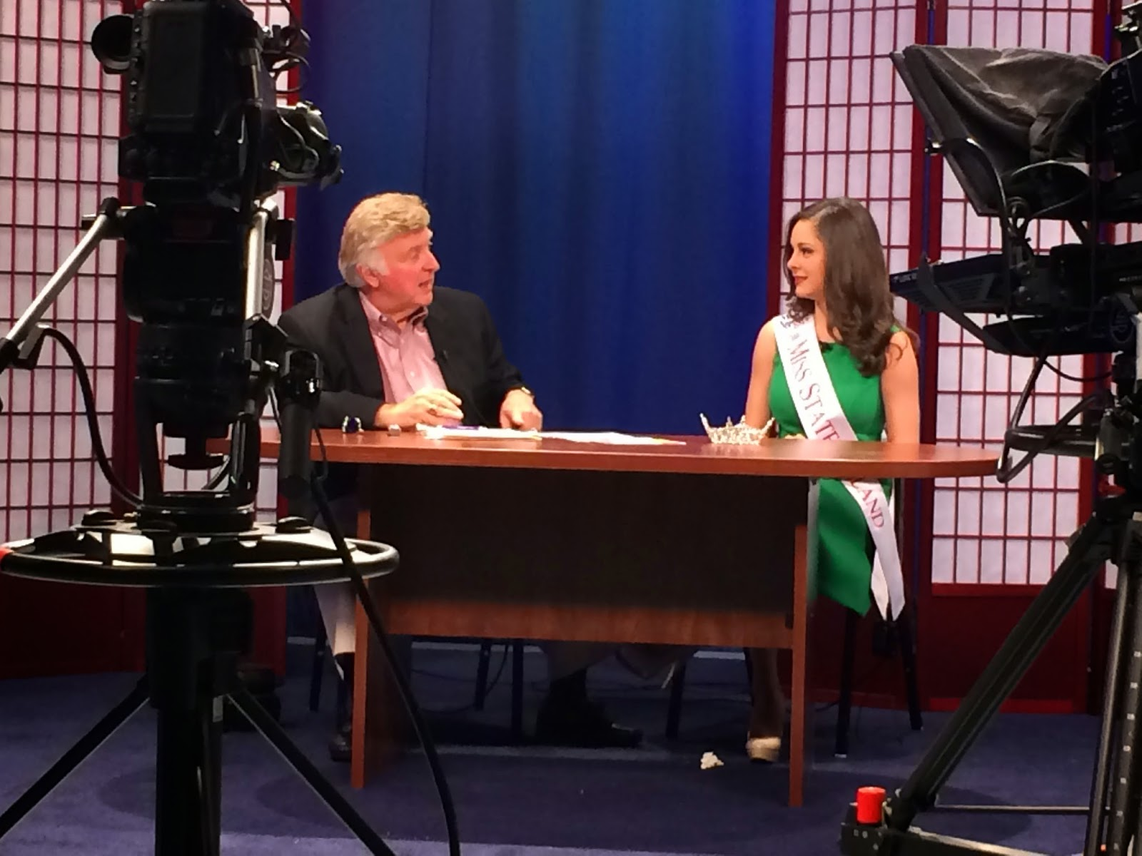 miss staten island ctv interview al lambert thank you so much mr lambert for allowing me the chance to speak about what i love and thanks to vinnie for arranging it all i had a really great time