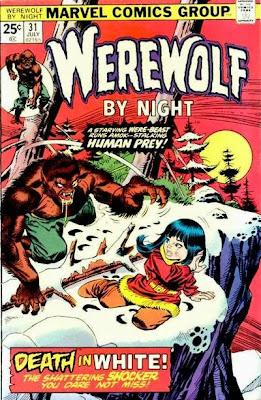 Werewolf by Night #31