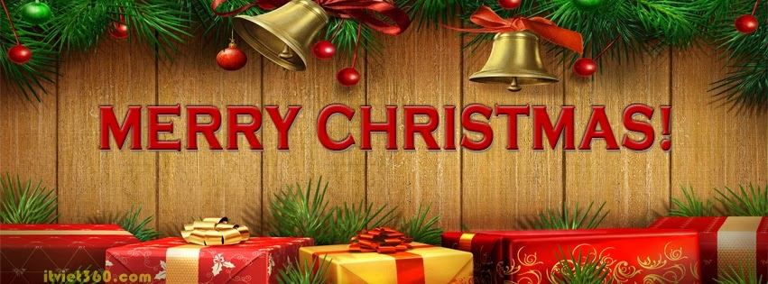 Ảnh bìa Facebook giáng sinh - Cover FB Christmas (Noel 2016)