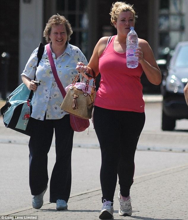 gemma collins weight loss 2011 nfl