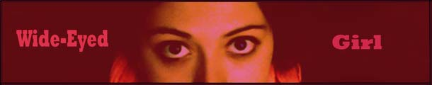 Wide-Eyed Girl