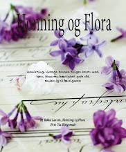 """Boken """" Honning och Flora """""""