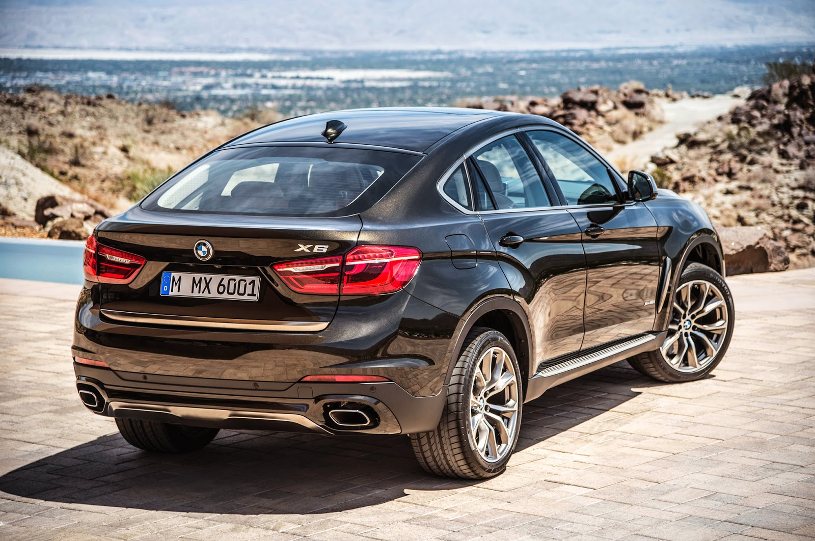 2015 BMW X6 HD Wallpaper