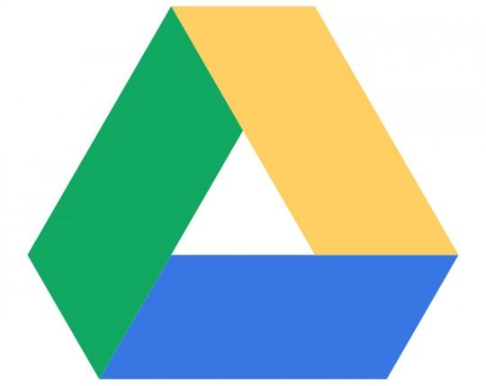 logotipo de google drive google drive es un servicio de almacenamiento ...