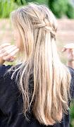 Waterfall braid. Full tutorial at Love Maegan