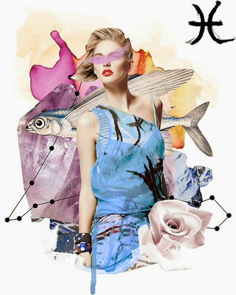 Horoscopo Collages signo Piscis