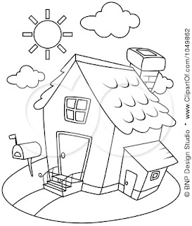 1049862-Royalty-Free-RF-Clip-Art-Illustration-Of-A-Coloring-Page ...