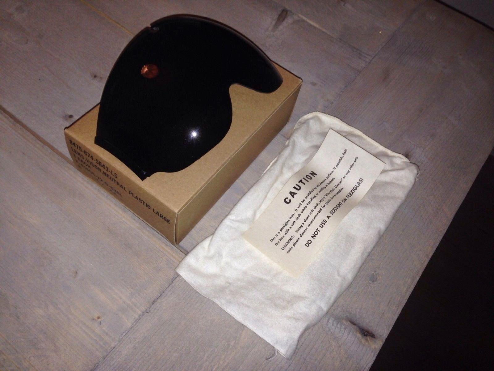 New HGU-33 / HGU-2a/p helmet visor