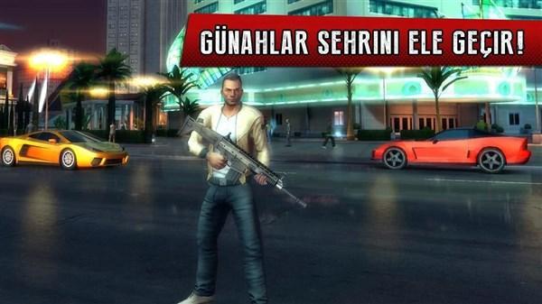 Vegas Gangsteri v2.0.0j Android Full Hileli İndir