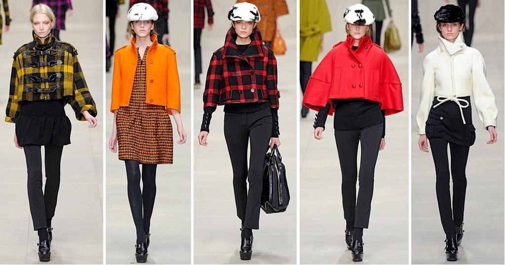Модные куртки осень зима 2011 2012 для