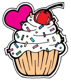 coisas que amamos desenhos de cupcakes
