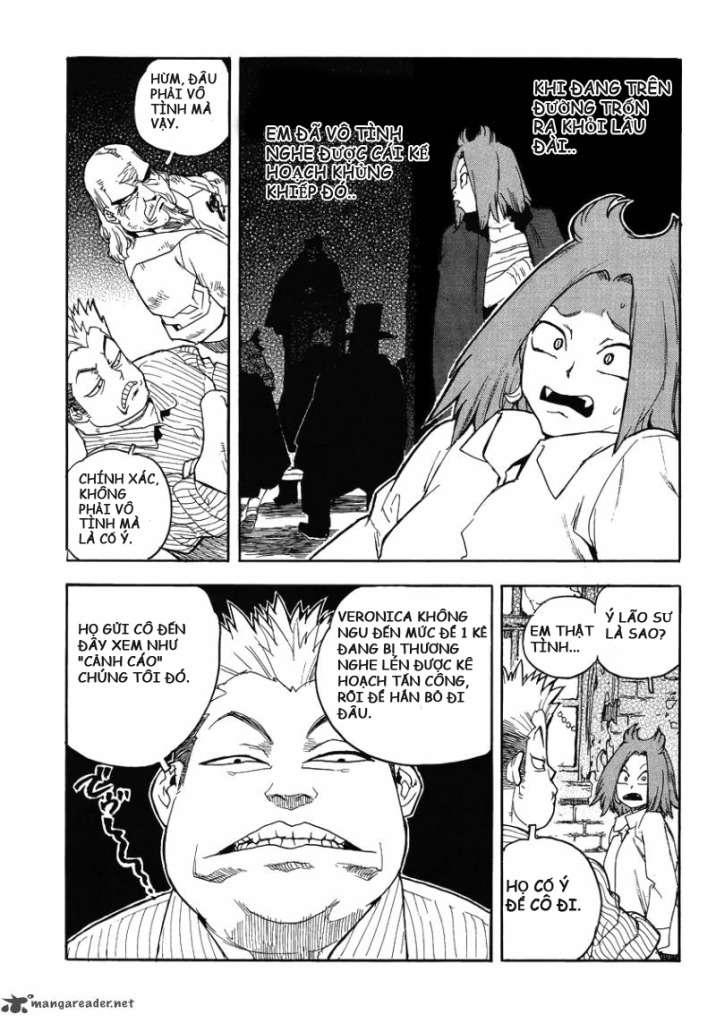Aiki chap 84 - Trang 10