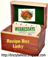 Recipe Box Linky
