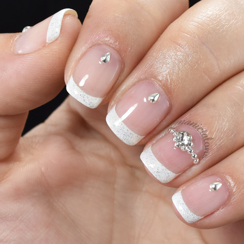 Bridal Nails with Bundle Monster
