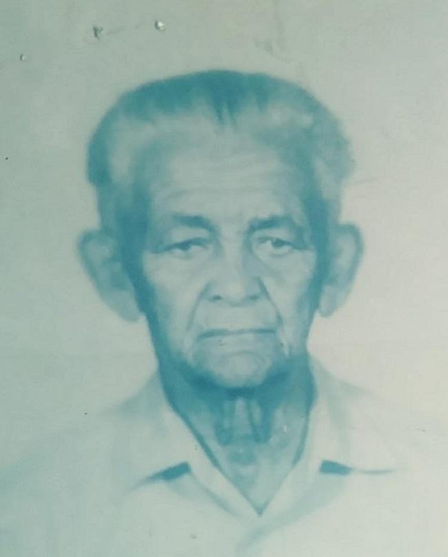 Manuel del Socorro Vargas