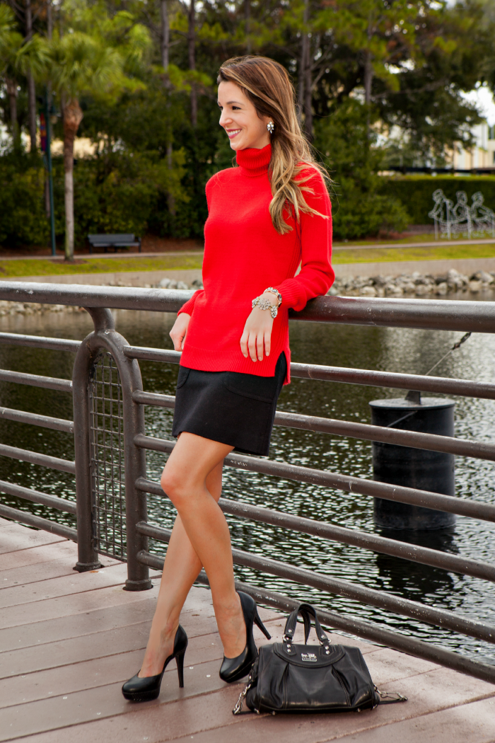 Florida, Winter, Style, Outfit, Fashion, J. Crew