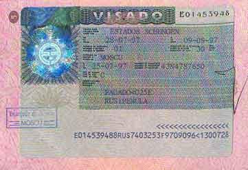 visado de busqueda de empleo:
