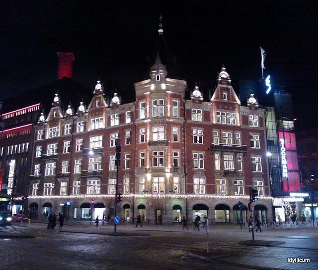 stadin joulu, Helsinki, Stockmann